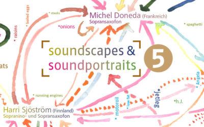 Soundscapes & Soundportraits 5