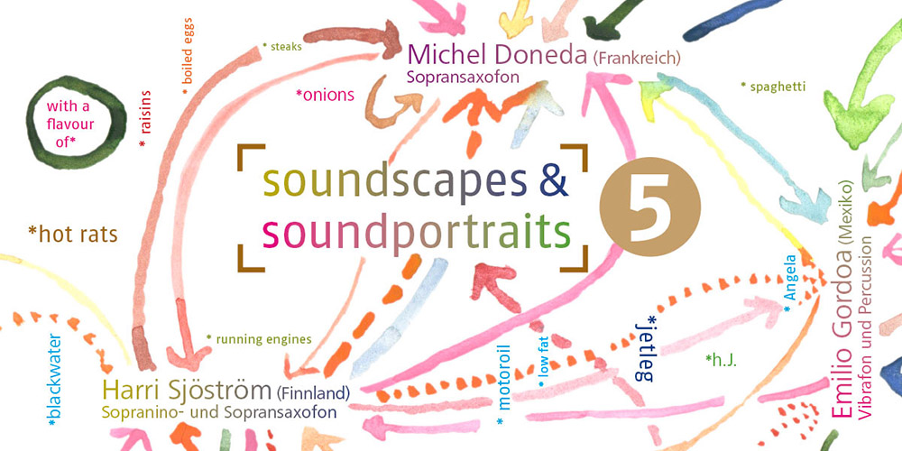 Soundscapes & Soundportraits 5