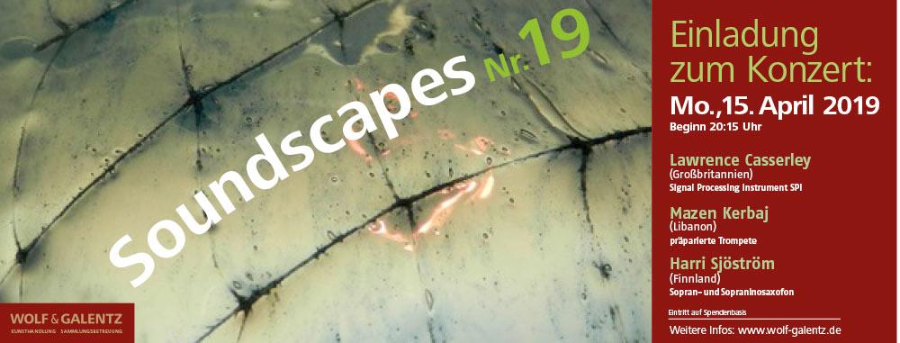 Soundscapes 19